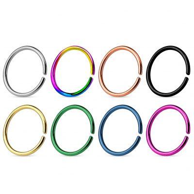 Simpel endeløs ring